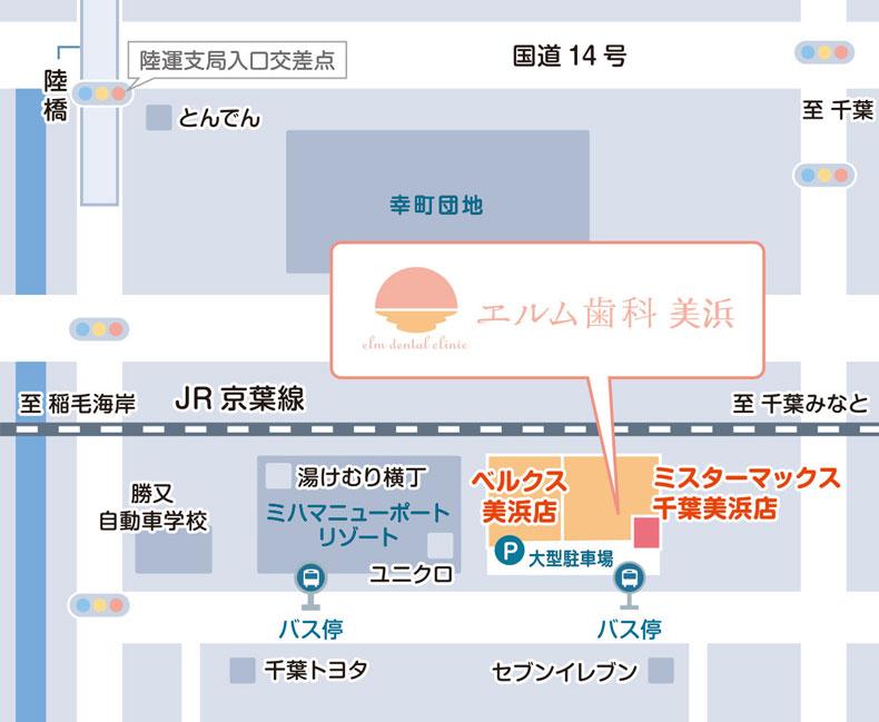 中域map